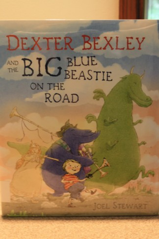 Dexter Bexley and the Big Blue Beastie on the Road Review