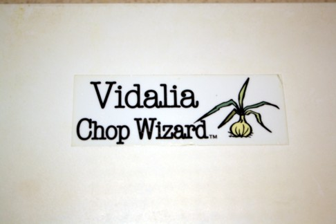 Vidalia Chop Wizard Review and Homemade Chicken Potpie Recipe