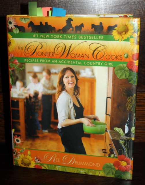 The Mama Report Cooks Pioneer Woman Style