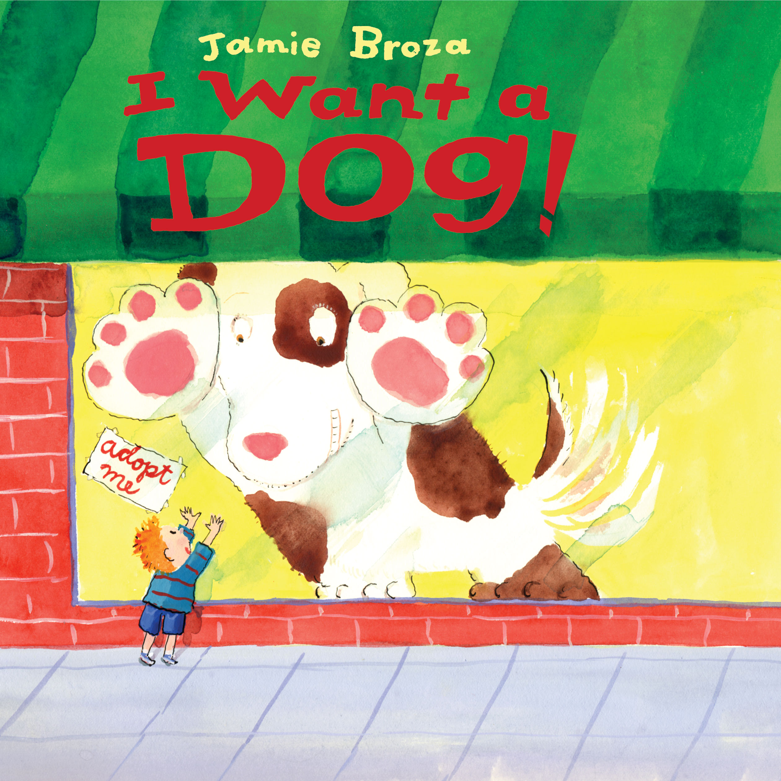 Jamie Broza's I Want a Dog CD Review