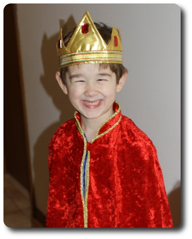 Costume Discounters Royal King Review