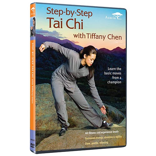 Step-by-Step Tai Chi w/ Tiffany Chen DVD Review