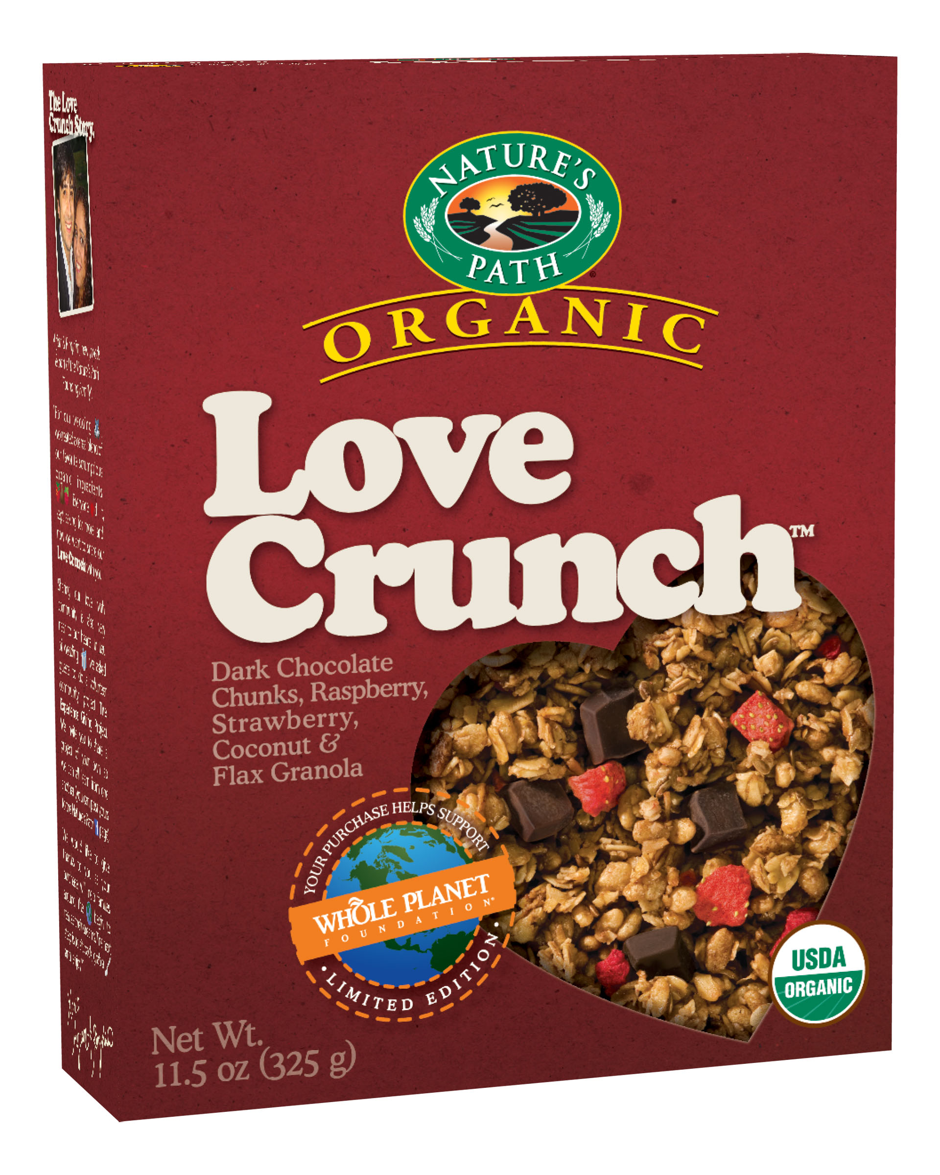 Nature's Path Love Crunch Review & Giveaway CLOSED