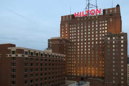 Hilton Milwaukee City Center Review