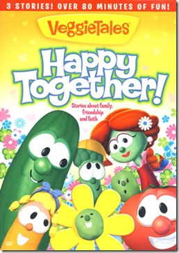 Veggie Tales Happy Together Review
