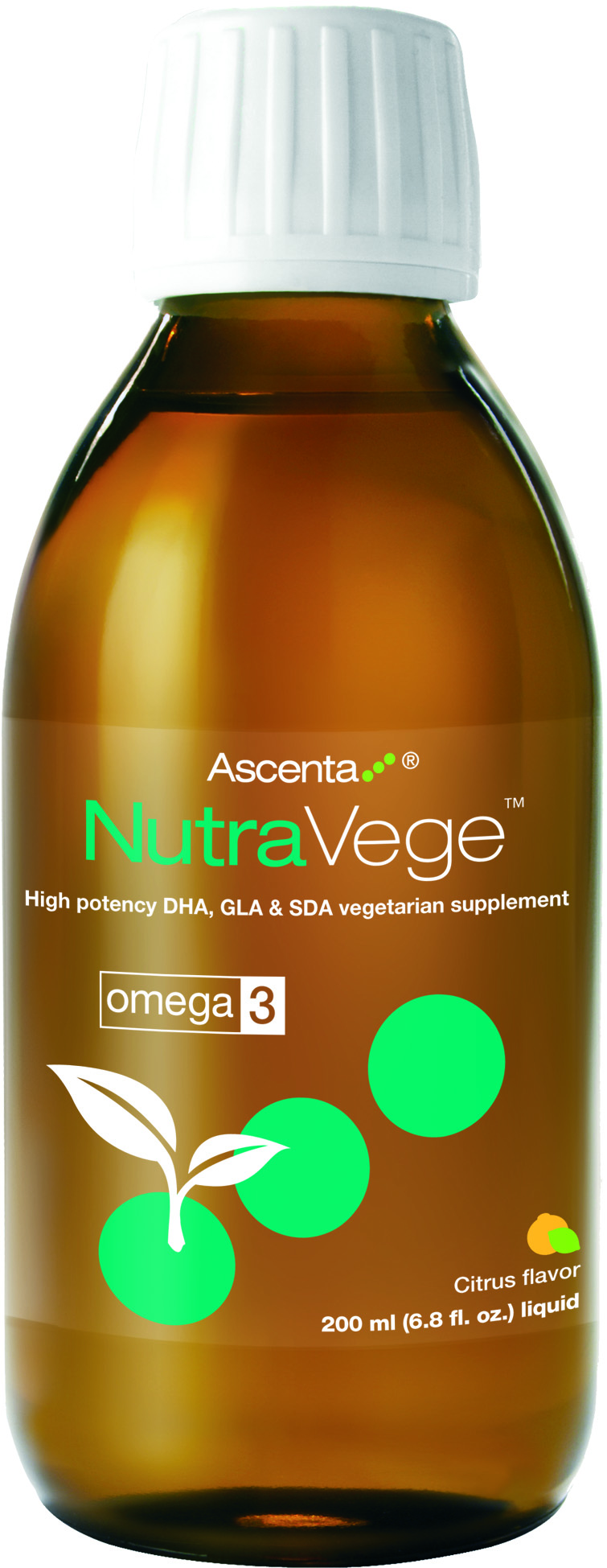 Sustainable omega 3 nutrasea dha and nutravege review and for Vegetarian fish oil