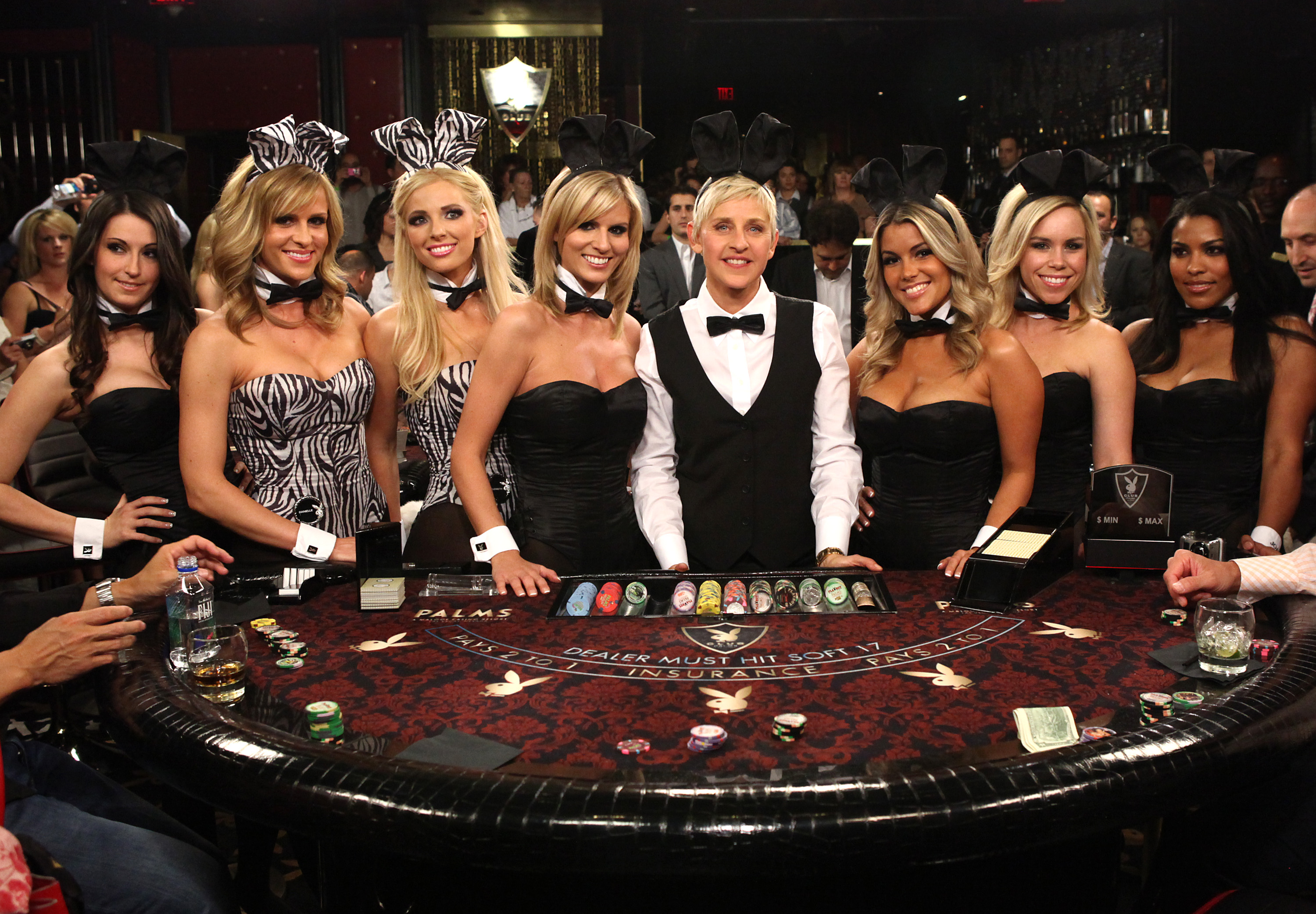 playboy casino | All the action from the casino floor: news, views and more