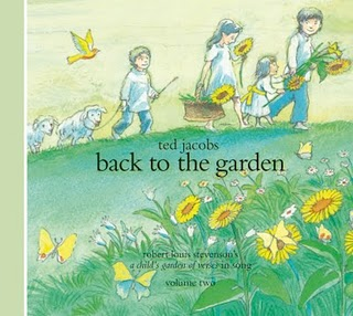 Ted Jacobs 39 Back To The Garden Cd Review Giveaway Closed