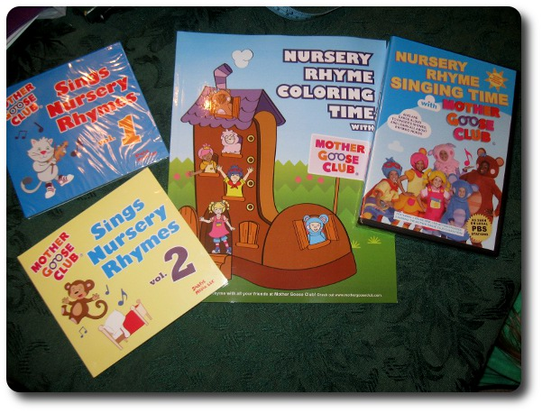 Mother Goose Club Super Pack Review