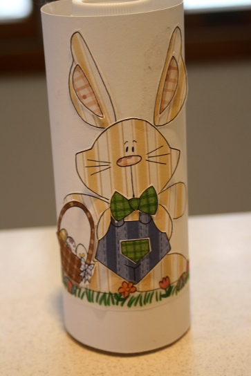 Repurposing Coffee Creamer Bottles Easter Themed Kid's Craft