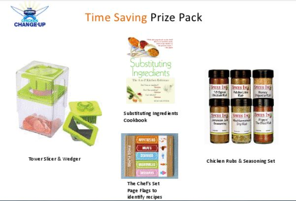 Hellmann's Time Saving Prize Pack