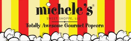 Michele's Totally Awesome Gourmet Popcorn Winner!