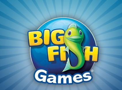 Big fish games online games for the entire family a for Big fish games jobs