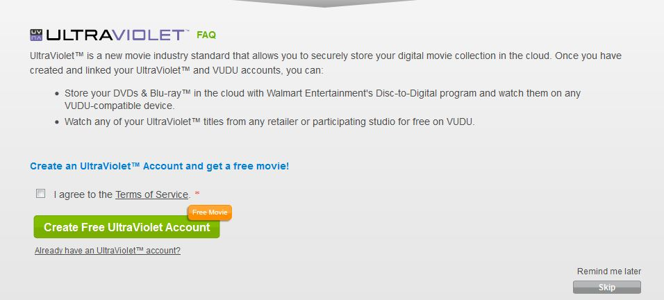 can i add my own movies to vudu 1440P