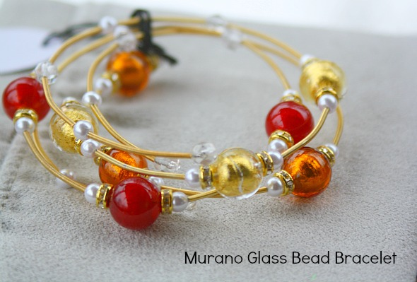 murano bracelet