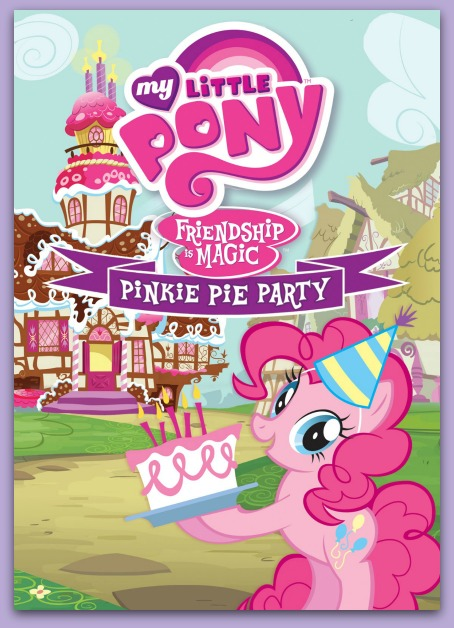 friendship is magic pinkie pie party