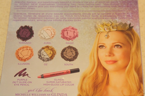 glinda color selection