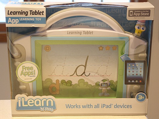 iLearn app learning tablet
