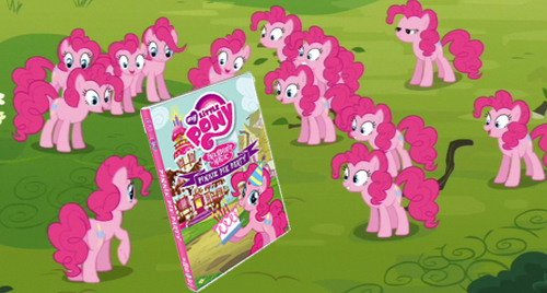 my little pony pinkie pie party