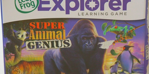 Super Animal Genius for LeapPad™ Review