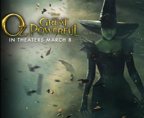Oz The Great and Powerful Movie Review! #DisneyOzEvent #DisneyOz