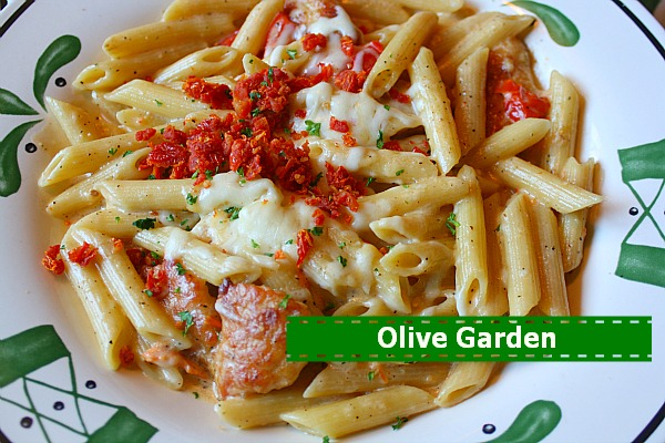 Exciting seasonal offers from olive garden the mama report - What are the specials at olive garden ...