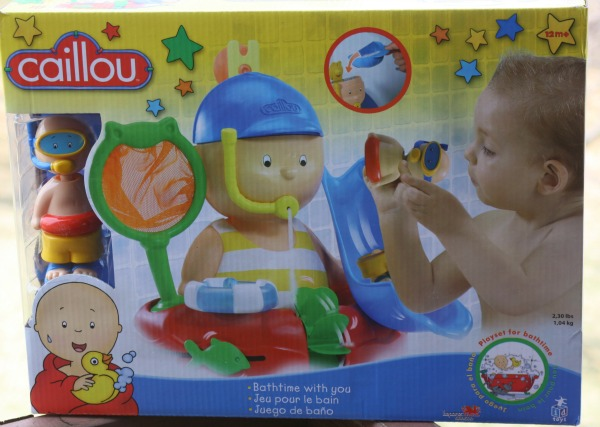 caillou preschool toy