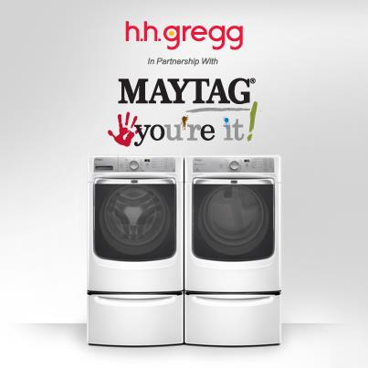 Visit H.h. Gregg, A Home Appliances And Consumer Electronics Store With  Over 220 Locations, Via Facebook To Enter Daily For Your Chance To Win  These Awesome ...