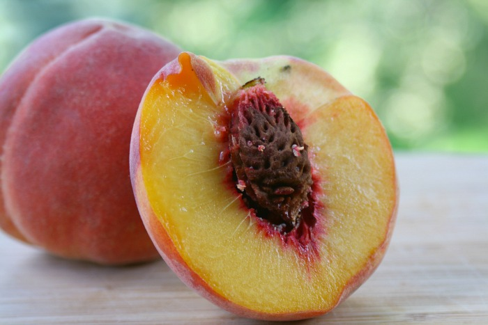Seasonal peaches make for great desserts