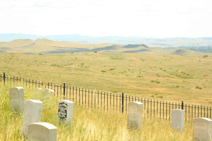 battle of the little bighorn custer hill