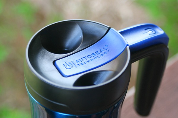 contigo commuter cup for easy traveling