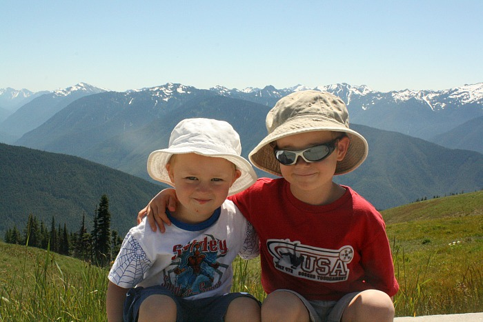 hurricane ridge hikers