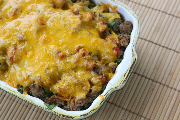 country crock mexican beef & corn casserole
