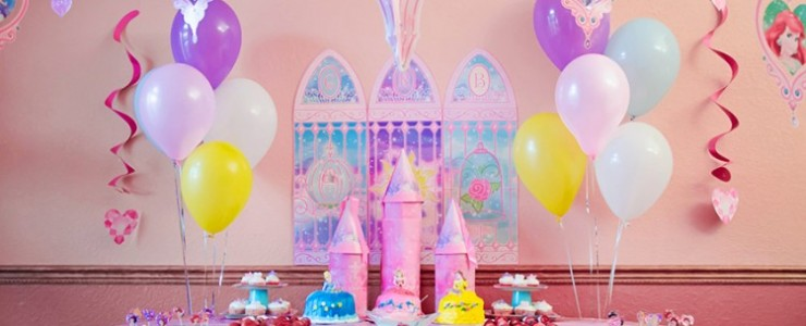 A Mama Report Feature: Disney Princess Dream Party Celebration!