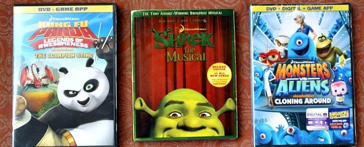 dreamworks mega movie giveaway