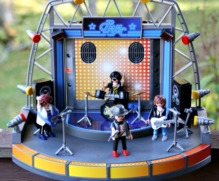 playmobil stage