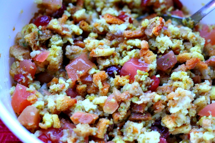 alternative stuffing idea