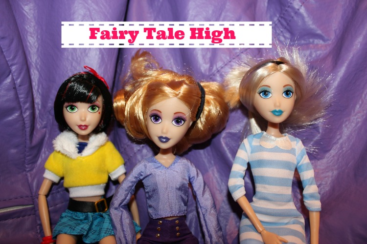 fairy tale high