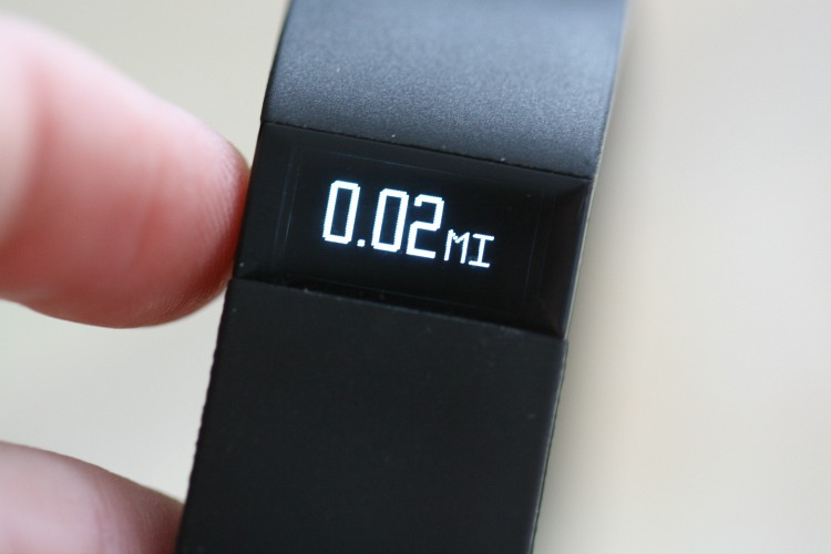 fitbit force activity  tracker