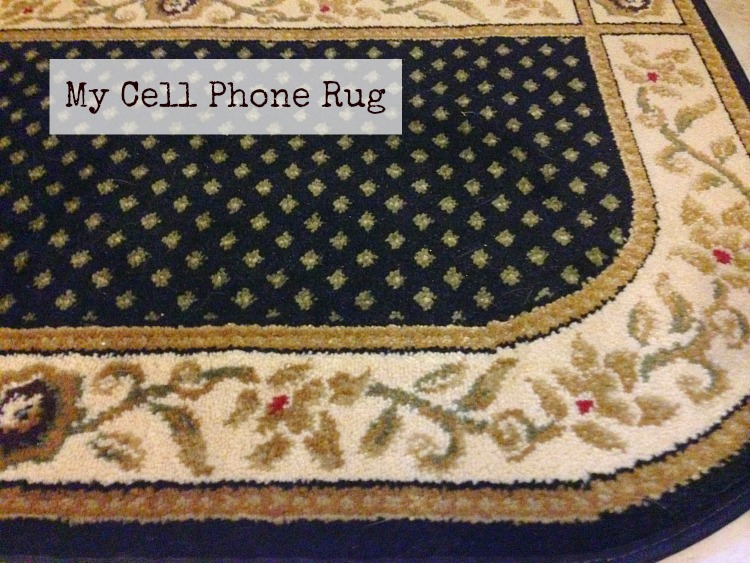 verizon phone rug
