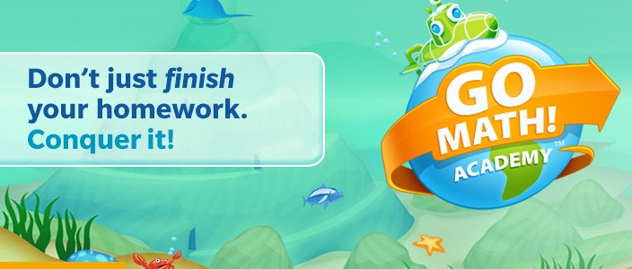 Fostering Math Skills with Go Math! Academy™