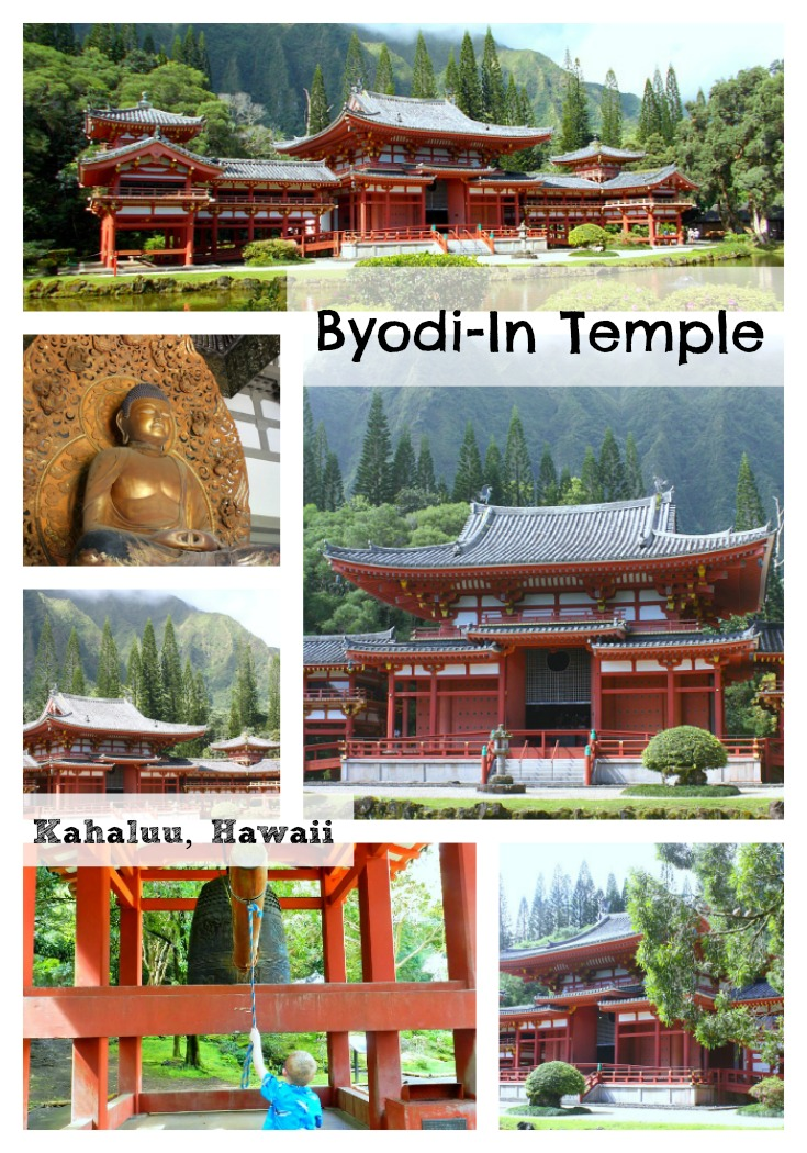 Byodi-InTemple Kahaluu Hawaii
