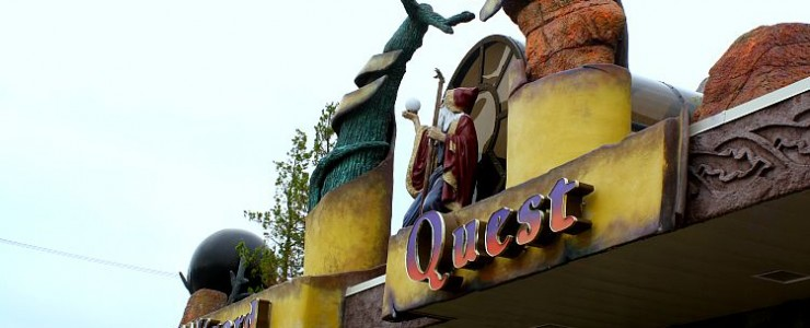 A Family-Friendly Adventure with Wizard Quest in the Wisconsin Dells