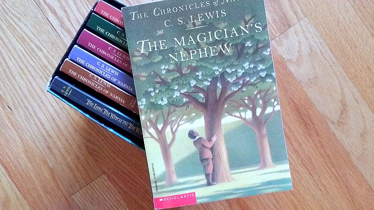cs lewis collection
