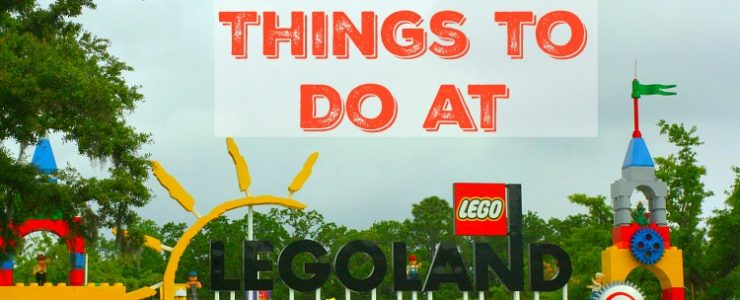 Best 5 Things to Do at Legoland, Florida