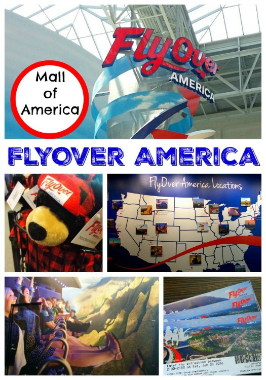 FlyOver America Collage