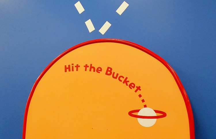 Hit the Bucket