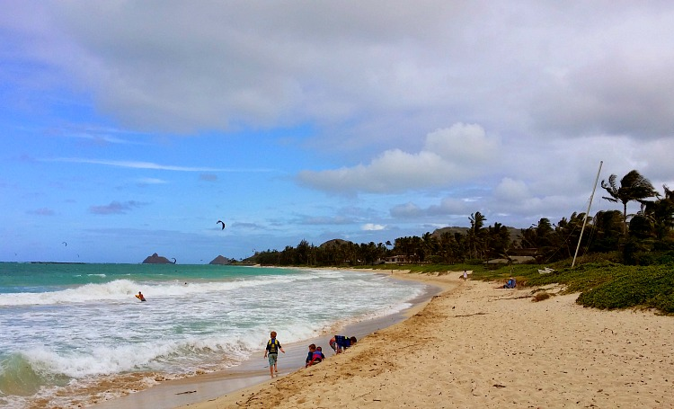 Kailua Beach Oahu Hawaii