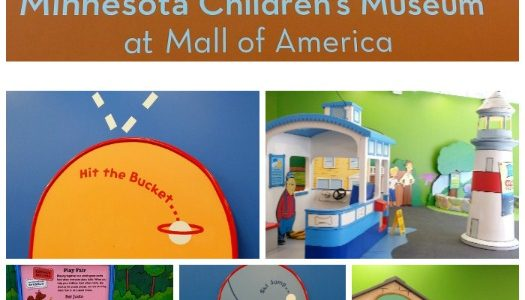 Beat the Heat at the MN Children's Museum at the MOA