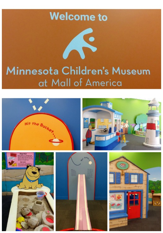 Minnesota Children's Museum at Mall of America
